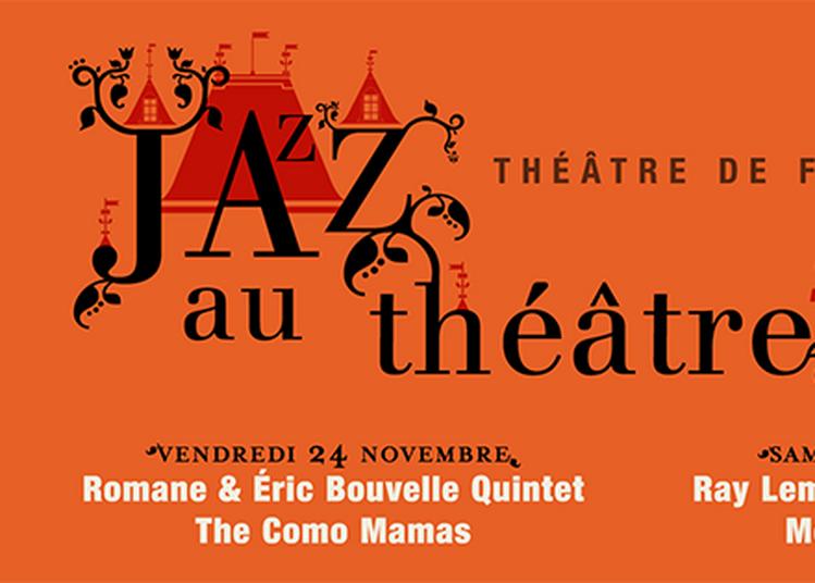 6ème Festival Jazz Au Theatre 2017