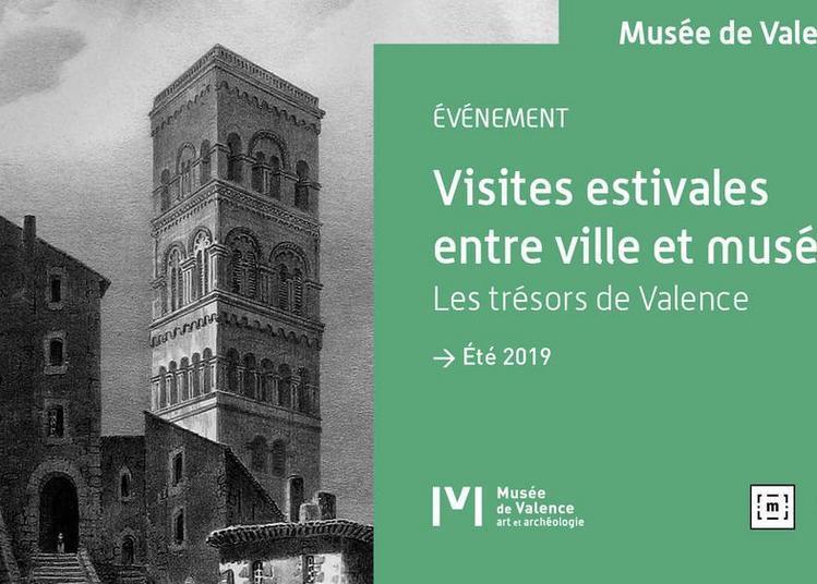 Visites estivales entre ville et musée - Les trésors de Valence