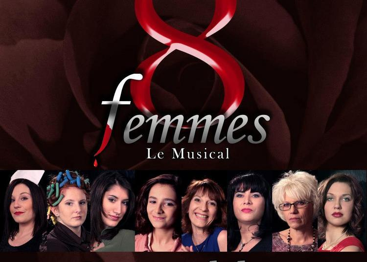 8 Femmes Music'all Studio à Dijon
