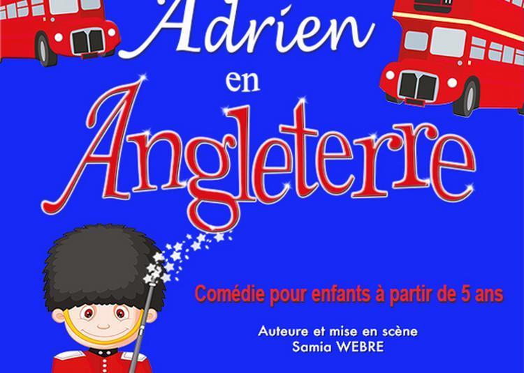 Adrien en Angleterre à Reims