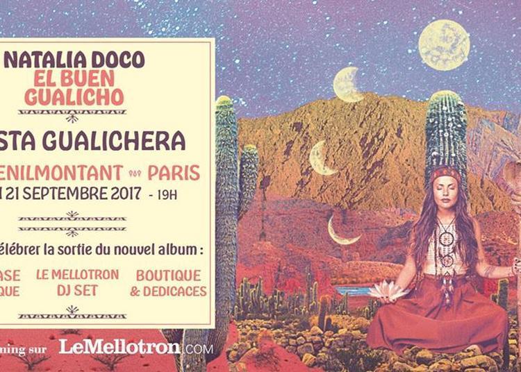 88 Menilmontant : Natalia Doco à Paris 20ème
