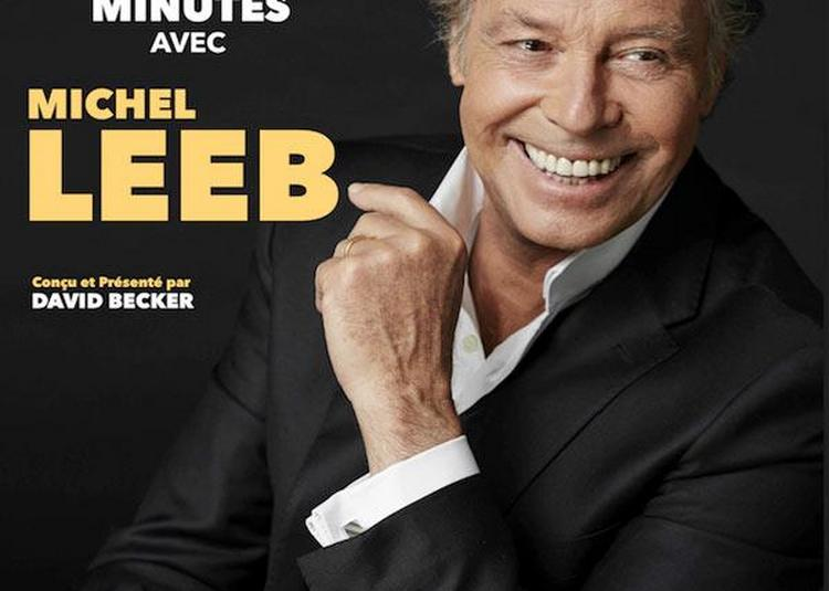 90 Minutes Avec Michel Leeb à Clermont Ferrand