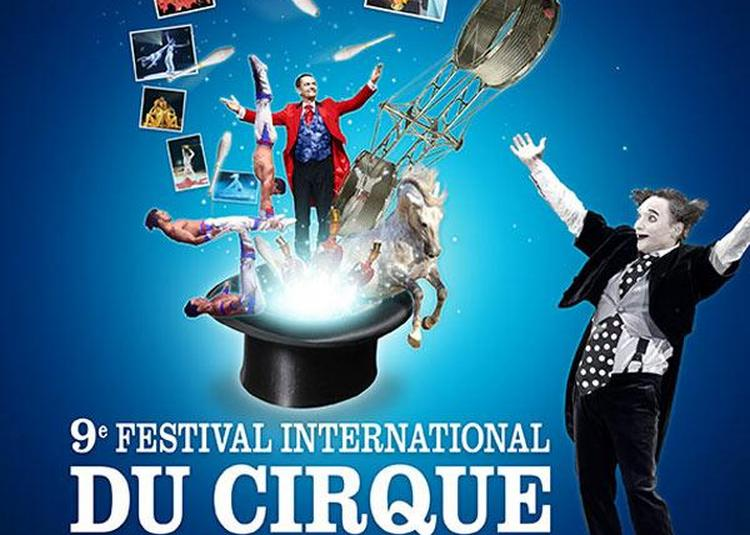 9eme Festival International Du Cirque à Bayeux
