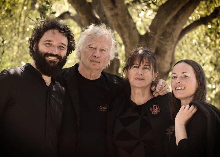 A Capella :  Promenade Musicale Dans Le Répertoire De Chants Polyphoniques Des Alpes Du Sud à Breil sur Roya