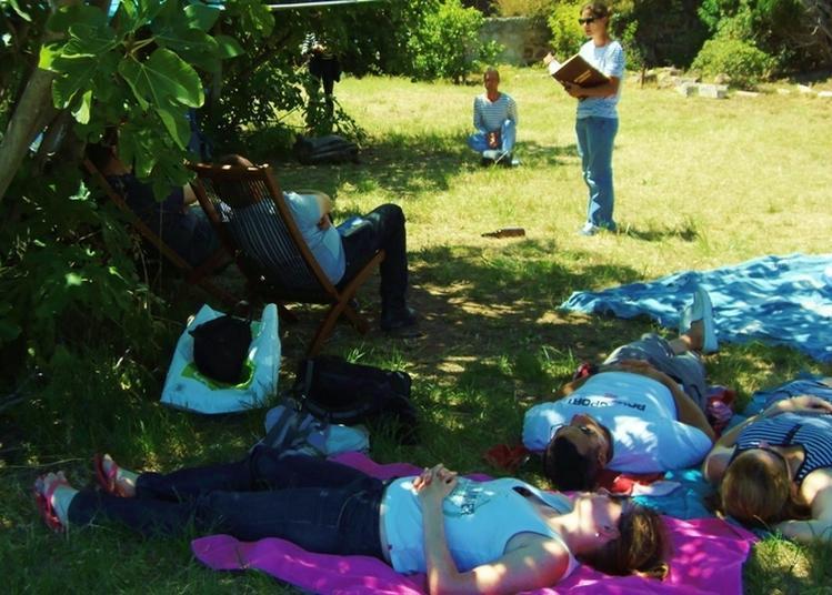 A L'ombre Des Figuiers... Une Sieste Archéologique! Butiner En Compagnie D'aristée à Hyeres