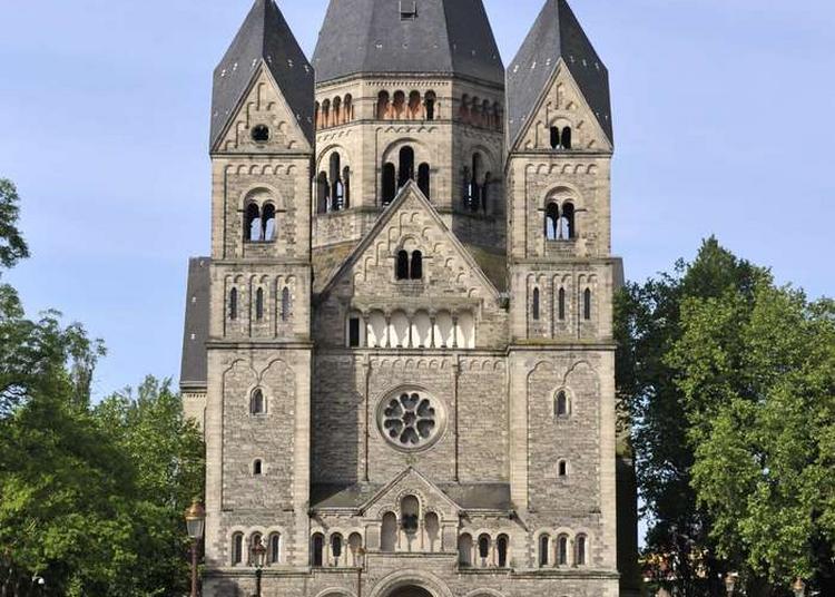 À La Découverte D'un édifice De Style Néo-roman à Metz