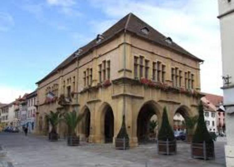 À La Découverte D'un Joyau Architectural De La Renaissance à Ensisheim