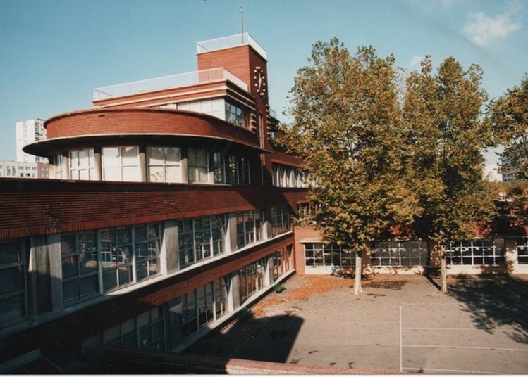 A La Découverte D'une École Des Années 1930 à Maisons Alfort
