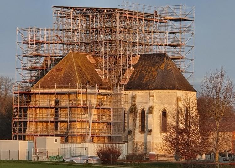 À La Découverte D'une église Du Xiie Siècle Sauvée De La Ruine à La Chapelle Lasson