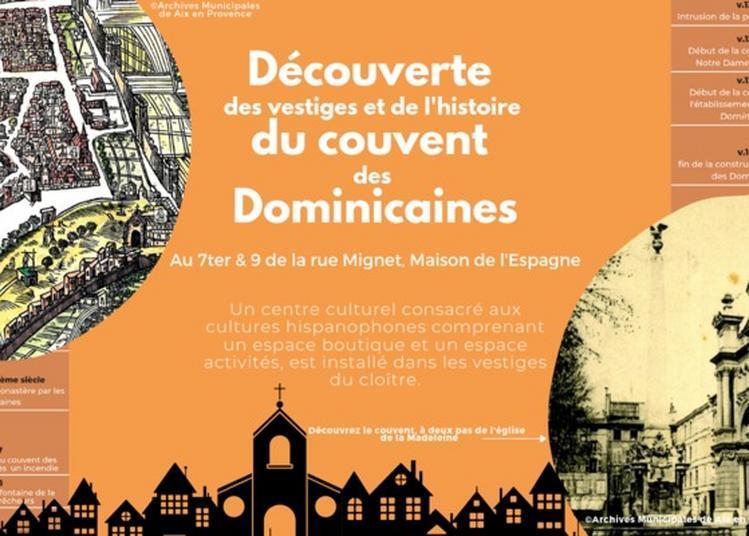 A La Découverte D'une Fondation Du Xiiième Au Xxème Siècle à Aix en Provence