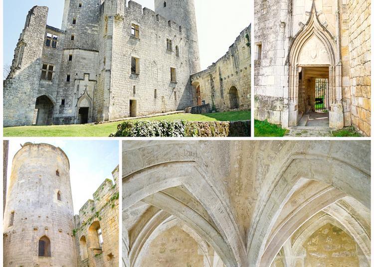 À La Découverte D'une Forteresse Médiévale Datant Du XIIIe Siècle à Rauzan