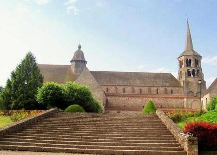À La Découverte De L'abbatiale D'Évaux-les-bains à Evaux les Bains