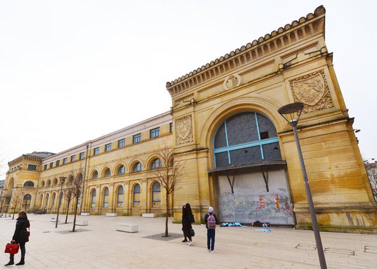 À La Découverte De L'ancienne Gare De Metz