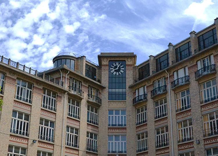 À La Découverte De L'architecture Du Lycée Jules-ferry, édifice Scolaire Du Premier Xxe Siècle. à Paris 9ème