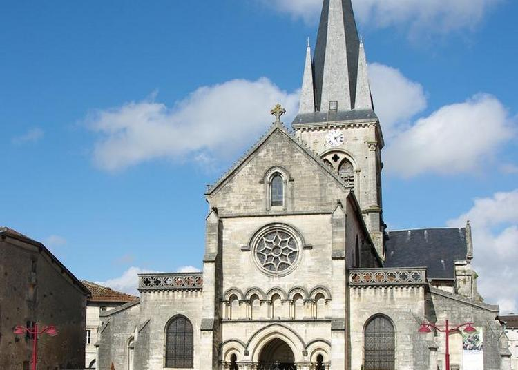 A La Découverte De L'église à Ligny en Barrois