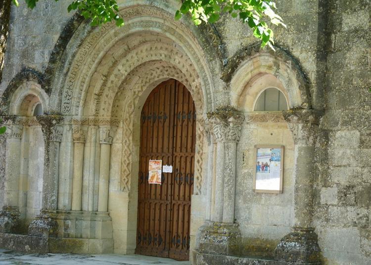 À La Découverte De L'église à Cerons
