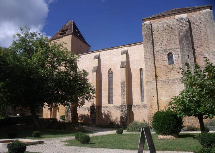 À La Découverte De L'église Abbatiale De Paunat