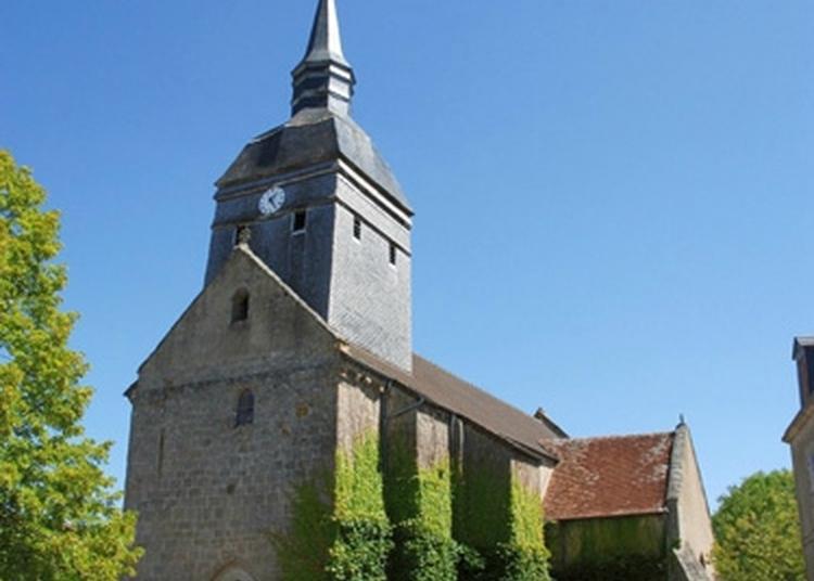À La Découverte De L'église De Clugnat