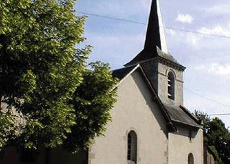 À La Découverte De L'église De Gouzougnat à Gouzon