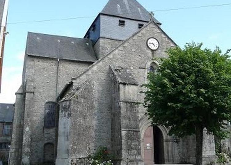 À La Découverte De L'église De Jarnages