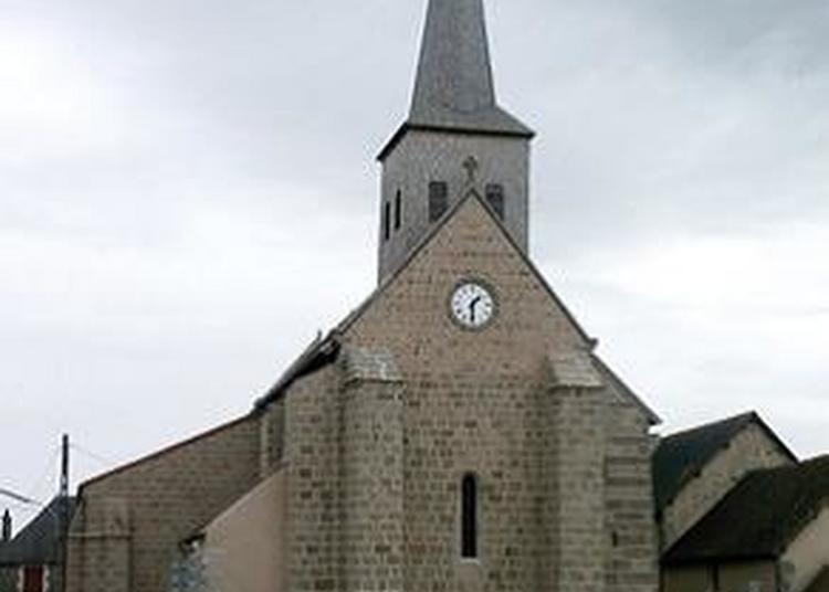 À La Découverte De L'église De Pionnat