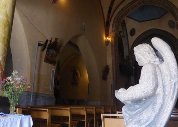 À La Découverte De L'église Des Hospitaliers De Saint-jean-de-jérusalem à Bourganeuf