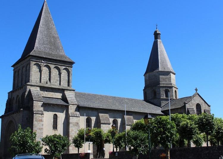 À La Découverte De L'église Saint Barthélémy à Benevent l'Abbaye