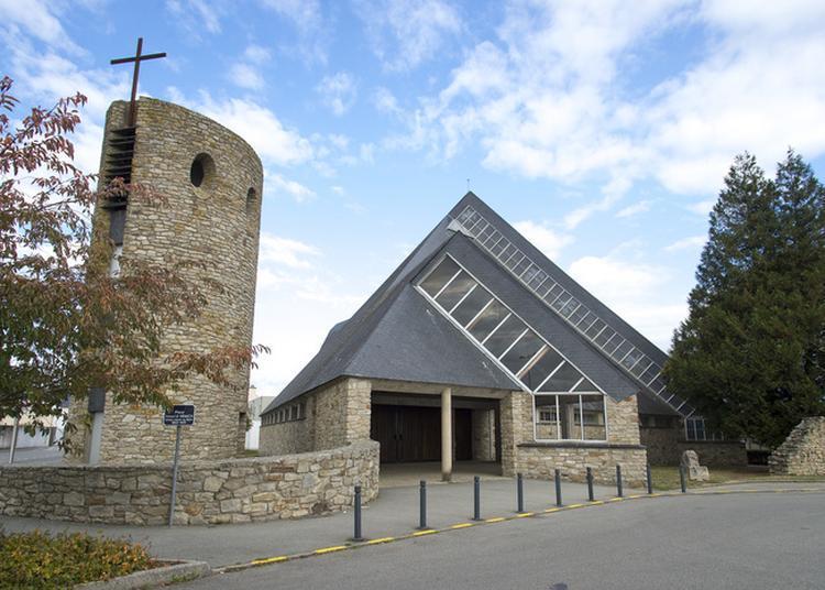 A La Découverte De L'église Saint-guen à Vannes