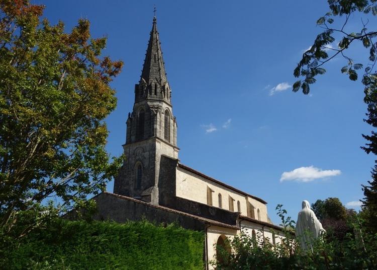 À La Découverte De L'église Saint-jean à Cudos