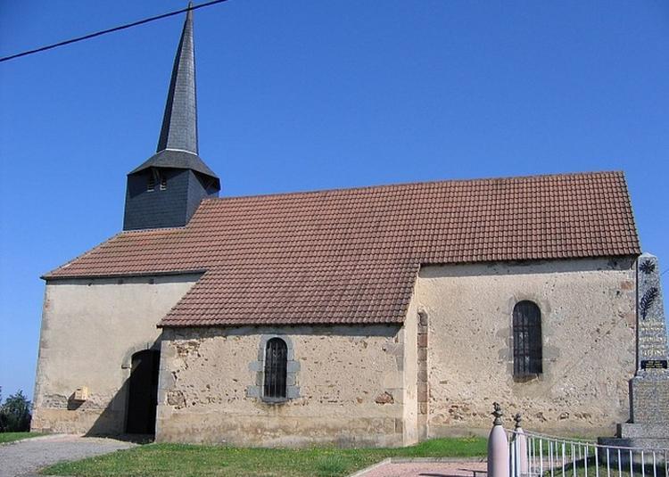 À La Découverte De L'église Saint-julien-la-genête à Saint Julien la Genete