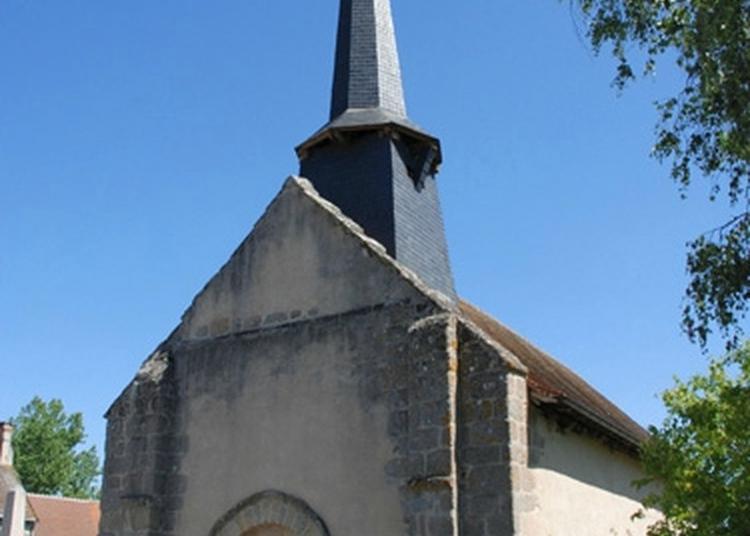 À La Découverte De L'église Saint-martin-de-tours à Boussac
