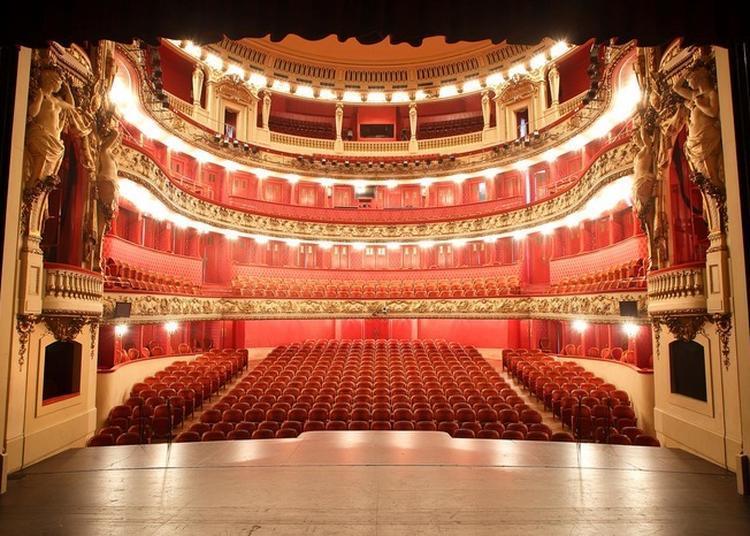 À La Découverte De L'opéra National De Lorraine à Nancy