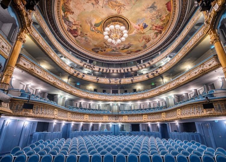 A La Découverte De L'un Des Fleurons Du Patrimoine Nantais, Haut Lieu De Spectacle Vivant : Le Théâtre Graslin. à Nantes