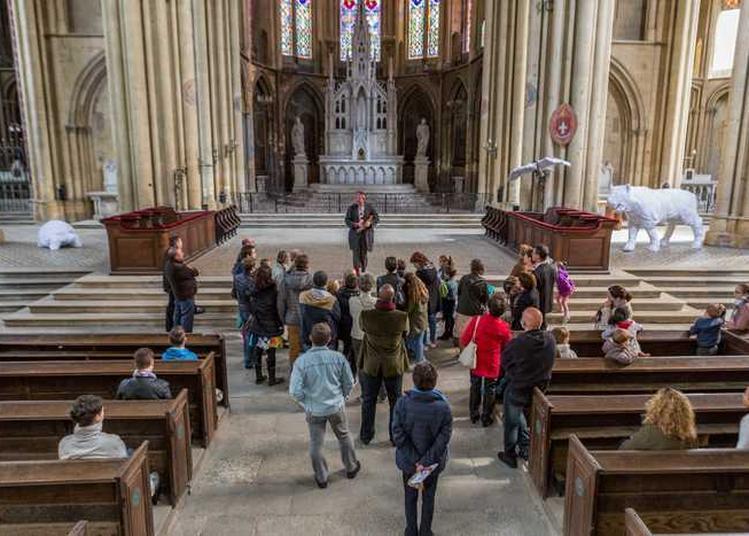 À La Découverte De La Basilique à Metz