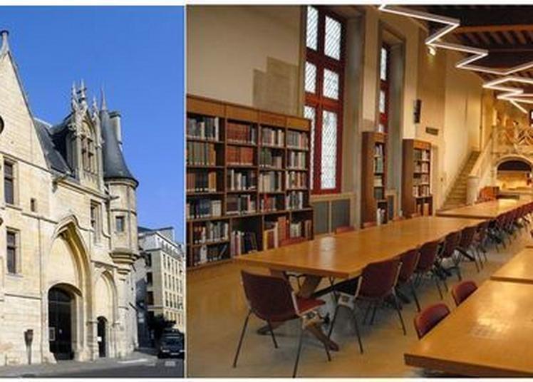 À La Découverte De La Bibliothèque Forney - Hôtel De Sens à Paris 4ème