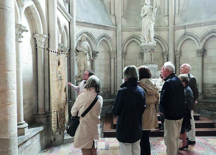 À La Découverte De La Cathédrale à Troyes