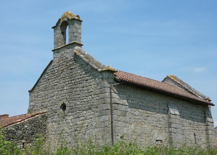 À La Découverte De La Chapelle De La Plain à Tersannes