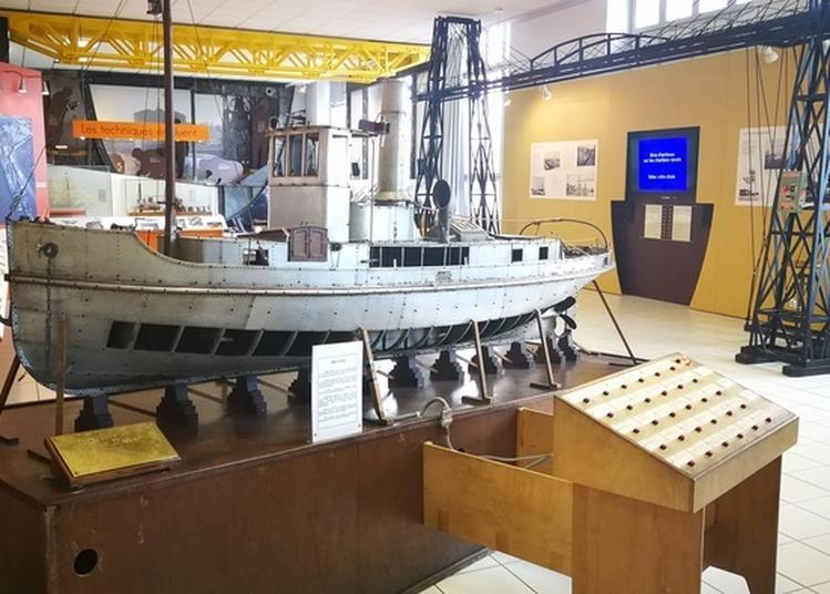 À La Découverte De La Construction Navale Nantaise à Nantes