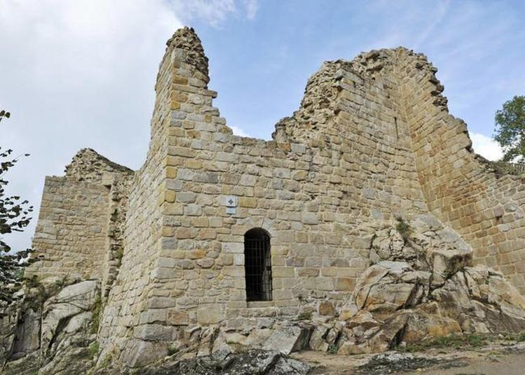 À La Découverte De La Fortresse De Crozant Par Un Conservateur