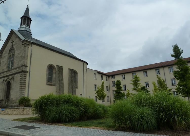 À La Découverte De La Salle Des Conseils De L'université à Limoges
