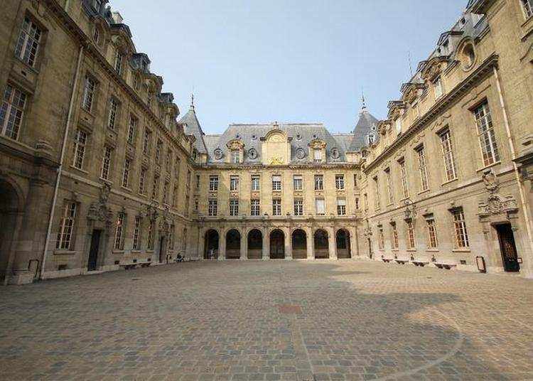 À La Découverte De La Sorbonne à Paris 5ème