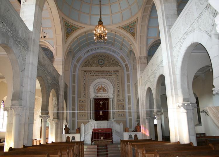 A La Découverte De La Synagogue De Thann