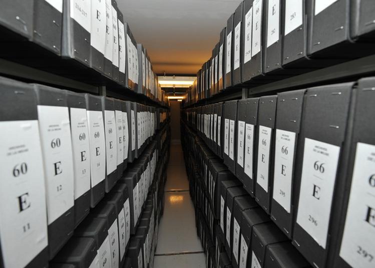 A La Découverte Des Archives à Bar le Duc