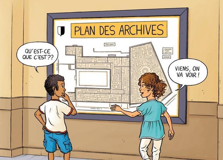 A La Découverte Des Archives Municipales De Metz