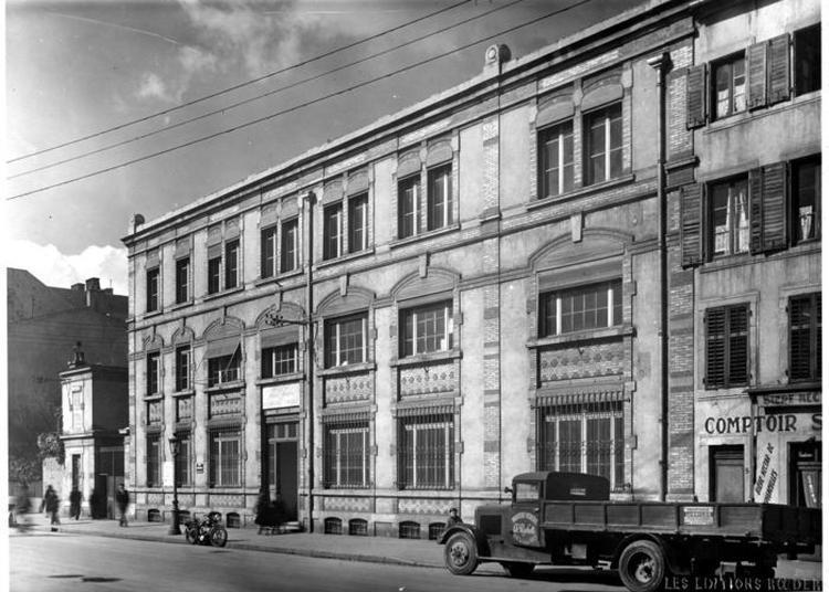 A La Découverte Des Archives : Visites Guidées Et Exposition à Nancy