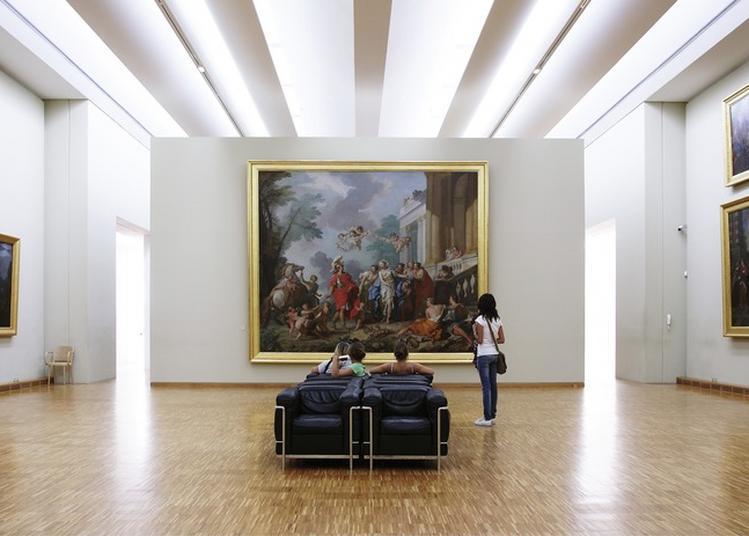 A La Découverte Des Collections à Grenoble