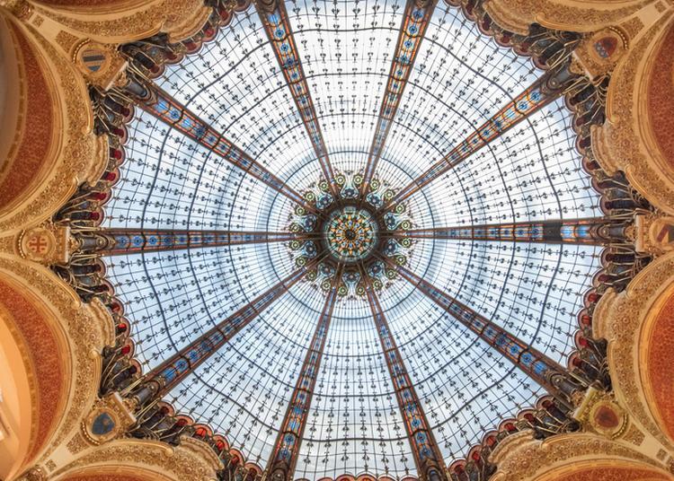 À La Découverte Des Coulisse Des Galeries Lafayette Du Boulevard Haussmann à Paris 9ème