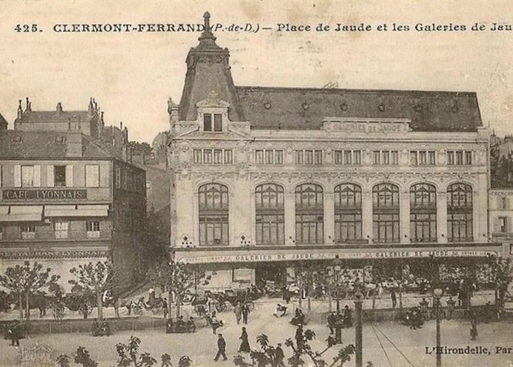 A La Découverte Des Galeries Lafayette De Clermond-ferrand. à Clermont Ferrand