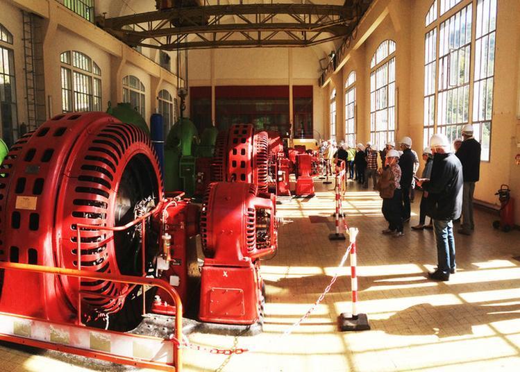 À La Découverte Du Barrage Edf Et De L'usine Hydroélectrique à Voutezac
