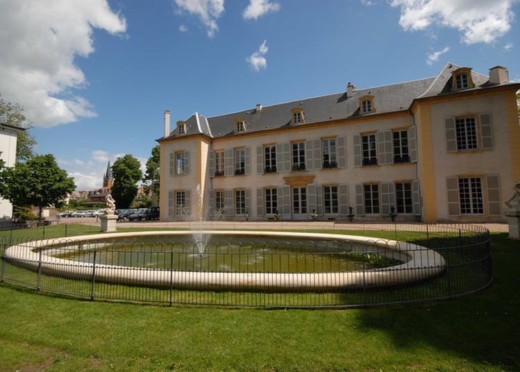 A La Découverte Du Château à Montigny les Metz